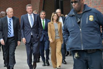 Lori Loughlin's Trial Date For College Admissions Scandal Set For October
