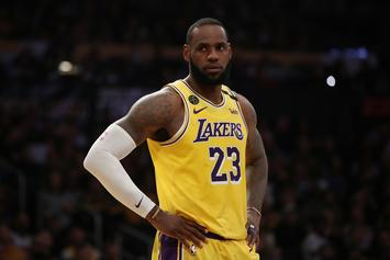 LeBron James Reveals Who He Thinks Is Carrying NBA Forward