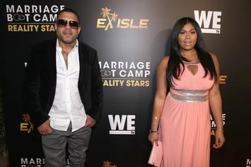 """Benzino & Althea Heart Fight Through Relationship Problems On """"Love Goals"""""""
