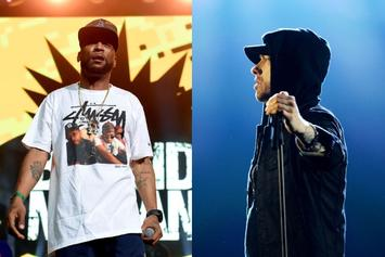 """Lord Jamar Reacts To Eminem's """"Guest In Hip-Hop"""" Stance"""