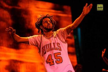 """J Cole's """"No Role Modelz"""" & The Absent Father Domino Effect"""