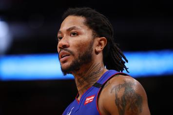 Derrick Rose's Injury Status Updated After Sprained Ankle