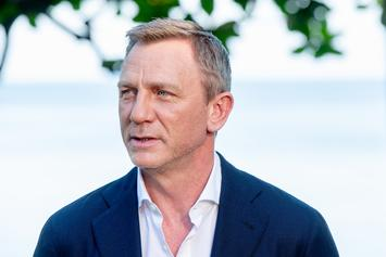 """No Time To Die"" Bond Movie Release Postponed Due To Coronavirus"