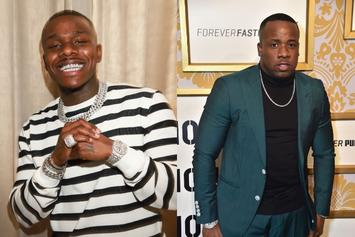 DaBaby & Yo Gotti Have Impromptu Meeting Of The Minds