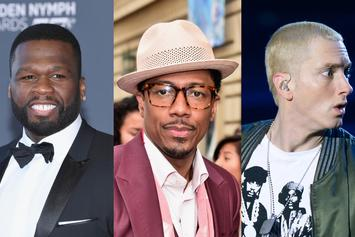 Nick Cannon Thinks Beef Got Too Intense For Eminem & 50 Cent