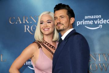 Katy Perry & Orlando Bloom Expecting Their First Child Together