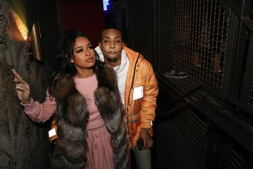 """G Herbo Grabs Handful Of Taina Williams' Booty On """"PTSD"""" Tour"""