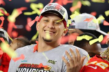 Patrick Mahomes Breaks His Silence On Impending Contract Talks