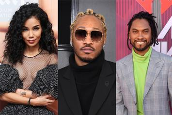 "Jhené Aiko, Future & Miguel Perform On ""Ellen"" Together"