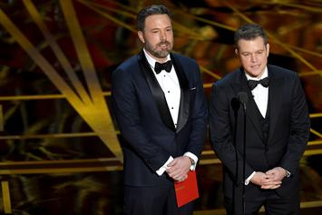 Ben Affleck Confirms McDonald's Monopoly Movie With Matt Damon Is Still Coming