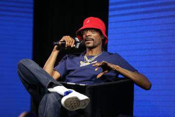 """Snoop Dogg Recalls Getting Mac Miller To Appear In """"Scary Movie 5"""""""