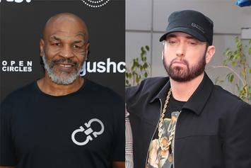 """Mike Tyson """"Had A Good Time"""" Knocking Out Eminem"""