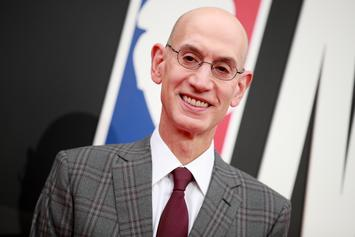 Adam Silver Admits NBA Season Could Be Canceled