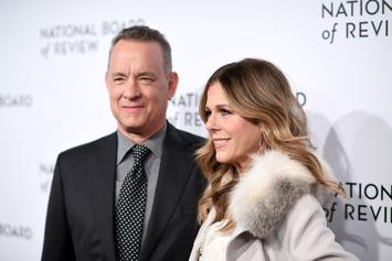 Tom Hanks Provides Coronavirus Update