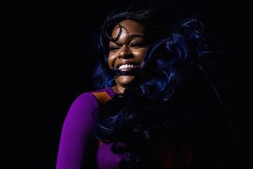 "Azealia Banks Reflects On Her ""Thicc"" Era With #TBT G-String Pic"