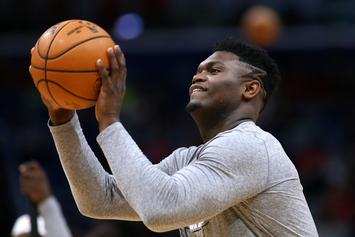 Zion Williamson Offers To Pay Pelicans' Workers Salaries During NBA Suspension