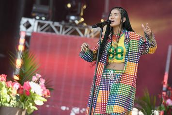 """Watch Jhené Aiko & Miguel Perform """"Happiness Over Everything"""" On """"Kimmel"""""""