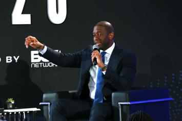 Andrew Gillum Entering Rehab For Alcohol Abuse