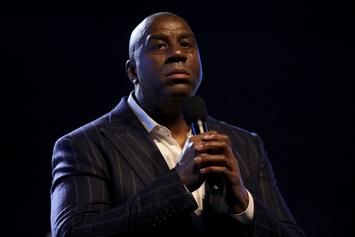 Magic Johnson Sends Important Message to NBA Fans