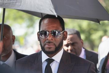 R. Kelly Not Allowed To Meet With Lawyers Amid Coronavirus Crisis: Report