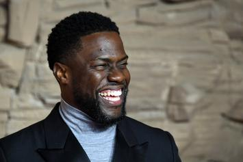 Kevin Hart Remains Positive Amid Coronavirus Fear