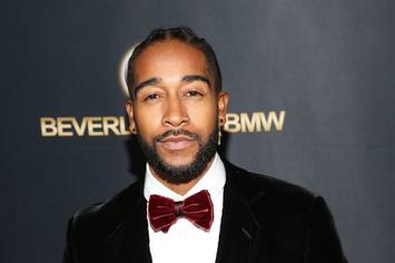 """Omarion Put His """"Pent Up Sh*t"""" On Album With James Fauntleroy"""