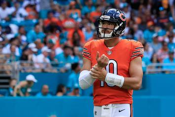 Chicago Bears Pull Off Trade For Veteran Quarterback