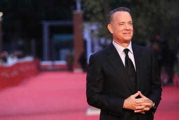 "Tom Hanks Doing ""Not Great But Still Okay"" In Quarantine"