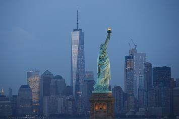 New York On 24-Hour Lockdown For Coronavirus