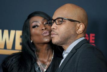 """Styles P Felt """"More Failure Than Guilt"""" After Cheating On Wife Adjua Styles"""