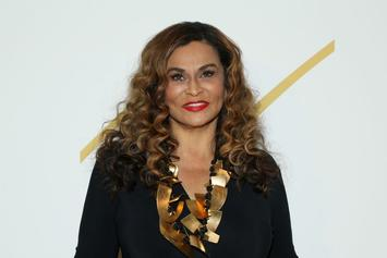 """Tina Knowles Claps Back At Troll Who Told Her To """"Disappear"""""""