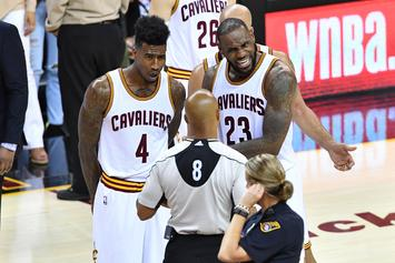 Iman Shumpert Reveals Why LeBron James Is So Hated