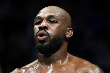 Jon Jones Hit With DWI And Gun Charge Arrest In New Mexico