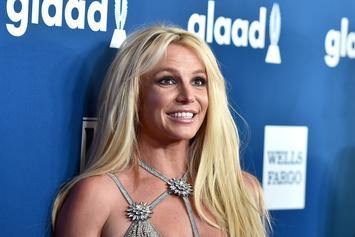 Britney Spears Claims To Have Beaten Usain Bolt's World Record
