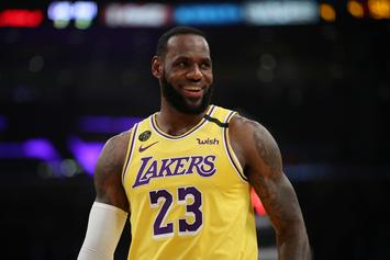 LeBron James Offers Message To Cavaliers Fans Amid NBA Hiatus