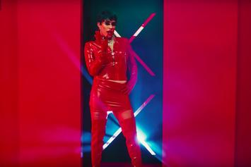 "Bad Bunny Goes Full Drag In ""Yo Perreo Sola"" Visuals"