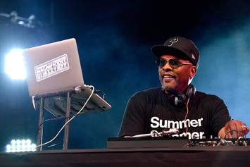 DJ Jazzy Jeff Encourages COVID-19 Safety As He Shares Pneumonia Diagnosis