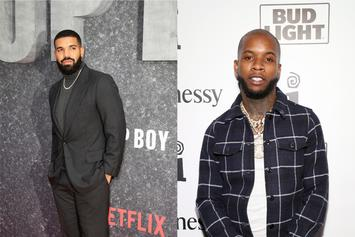 Drake & Tory Lanez Reportedly Set A New IG Live Record