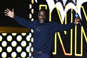 Idris Elba Can't Go Home Despite Completing Coronavirus Quarantine