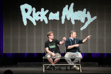 """""""Rick And Morty"""" Return Date Confirmed With New Trailer"""