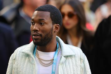 Meek Mill Stresses Social Distancing As COVID-19 Impacts His Family