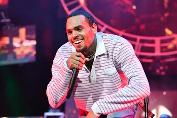 Chris Brown Shares Throwback Childhood Photo With His Dad
