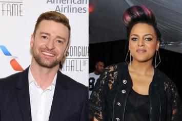 Justin Timberlake Fans Stunned To Learn Marsha Ambrosius Was On His Song
