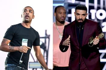 Wiley Challenges Drake To Go Song-For-Song On IG Live