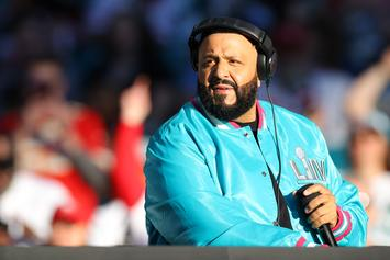 """DJ Khaled & His Wife Bust Moves To Drake's """"Toosie Slide"""""""