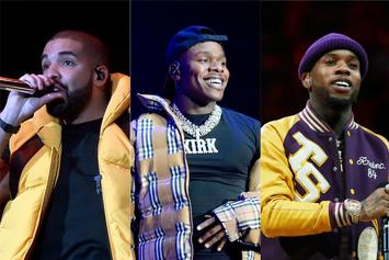 "Drake, DaBaby, & Tory Lanez Highlight This Week's ""Fire Emoji"" Playlist"