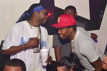 2 Chainz Challenges Meek Mill To A Hit Battle, Meek Responds
