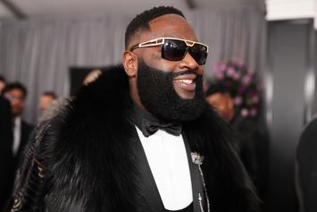 Rick Ross & His New Girlfriend Announce Reality Show