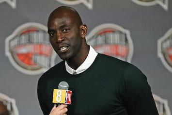 "Kevin Garnett Puts Timberwolves Owner On Blast For Being A ""Snake"""