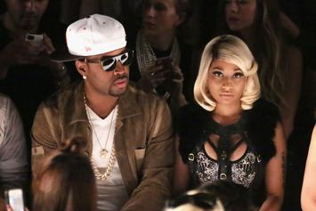 "Nicki Minaj Was ""Verbally Abusive"" To Safaree Samuels According To VladTV"